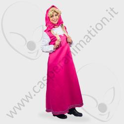 Costume MASHA Mascotte