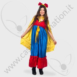 Costume Biancaneve Semplice