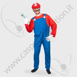 Costume Supermario Mariobros semplice
