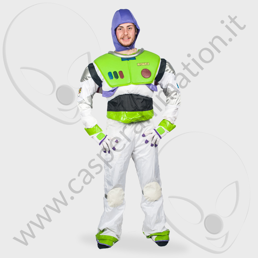 Costume Buzz Toy Story