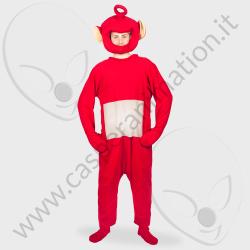 Costume Teletubbies Rosso PO