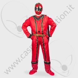 Costume Power ranger rosso
