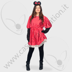 Costume Minnie Semplice