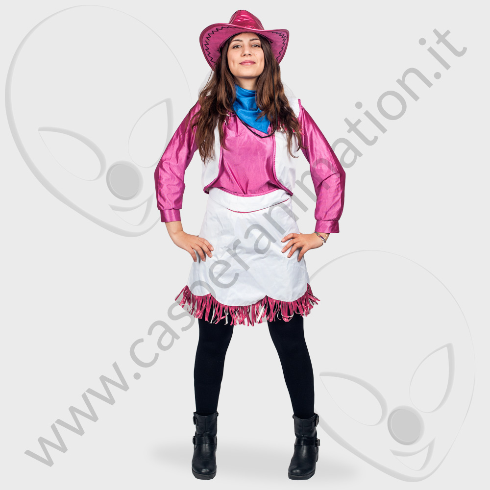Costume Cowgirl