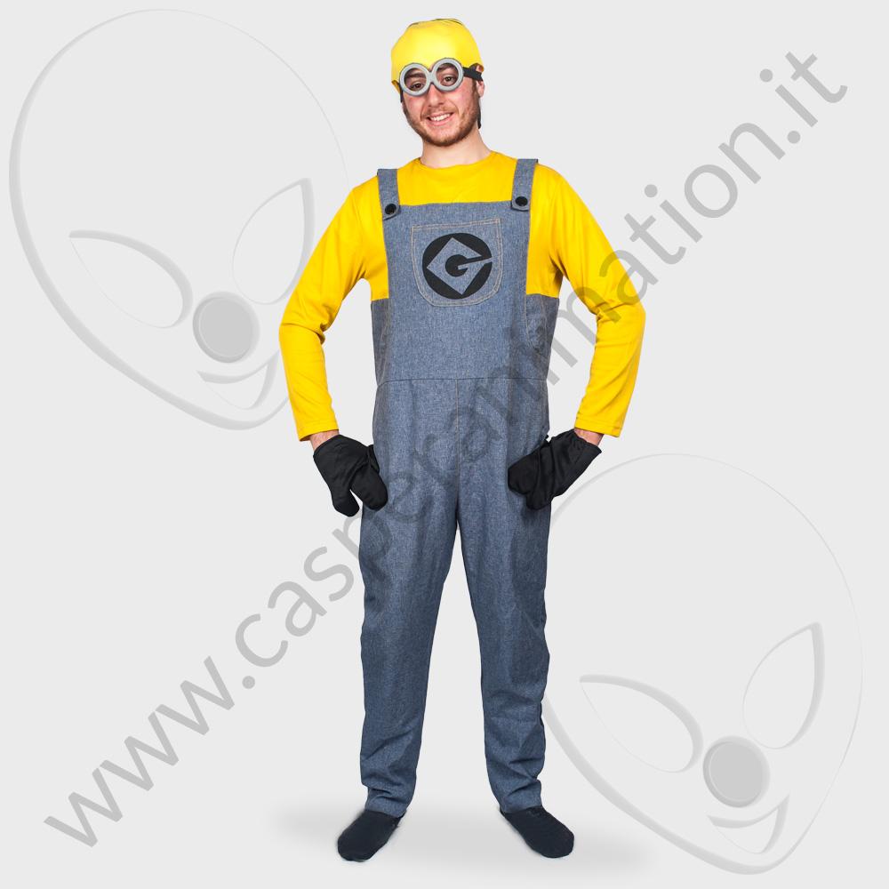 Costume Minions semplice