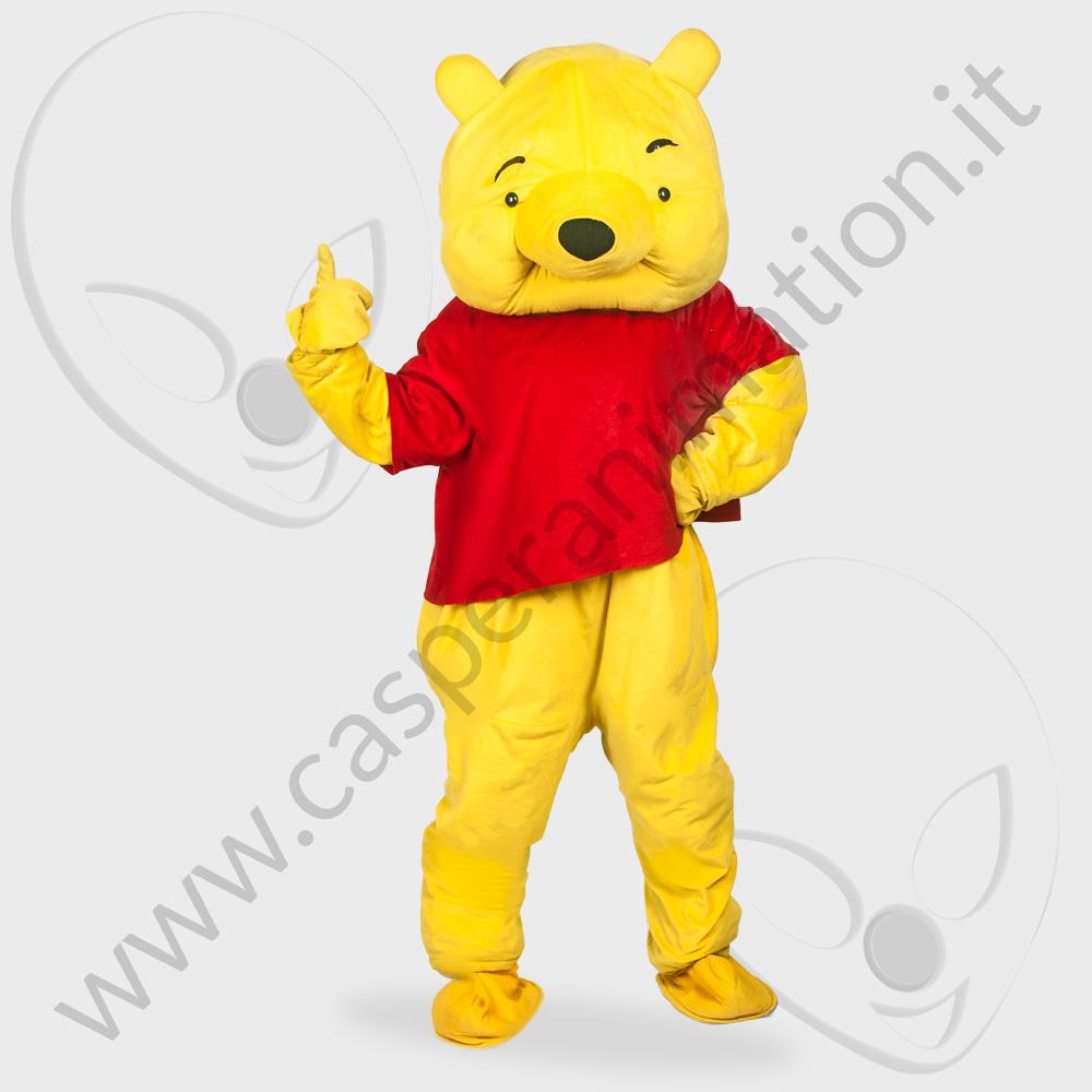 Mascotte Winnie the pooh