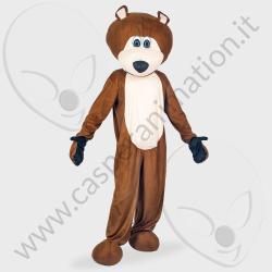 Mascotte ORSO Costume