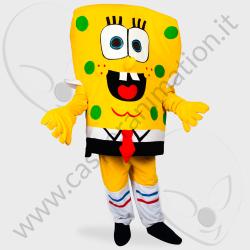 Mascotte Spongebob Costume