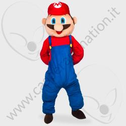 Mascotte Super Mario Bros