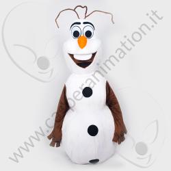 Mascotte Olaf Frozen