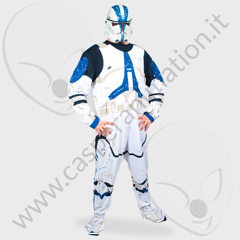 Costume Star Wars soldato Starship Trooper