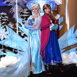 Costume FROZEN Elsa e ANNA