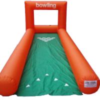 Gioco bowling gonfiabile