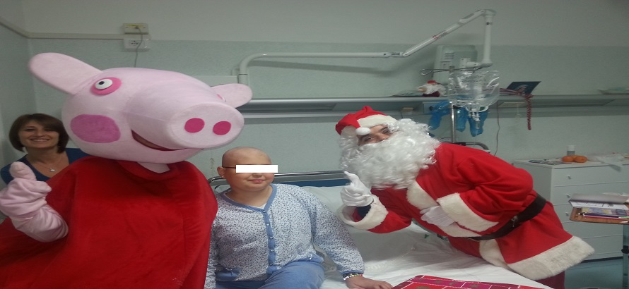Ospedale Pausillipon Natale 2013