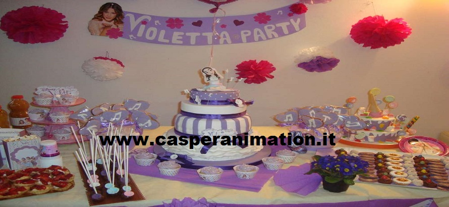 caramellata violetta
