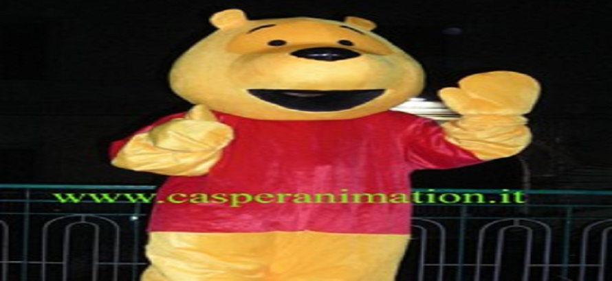 Costume winniethepooh