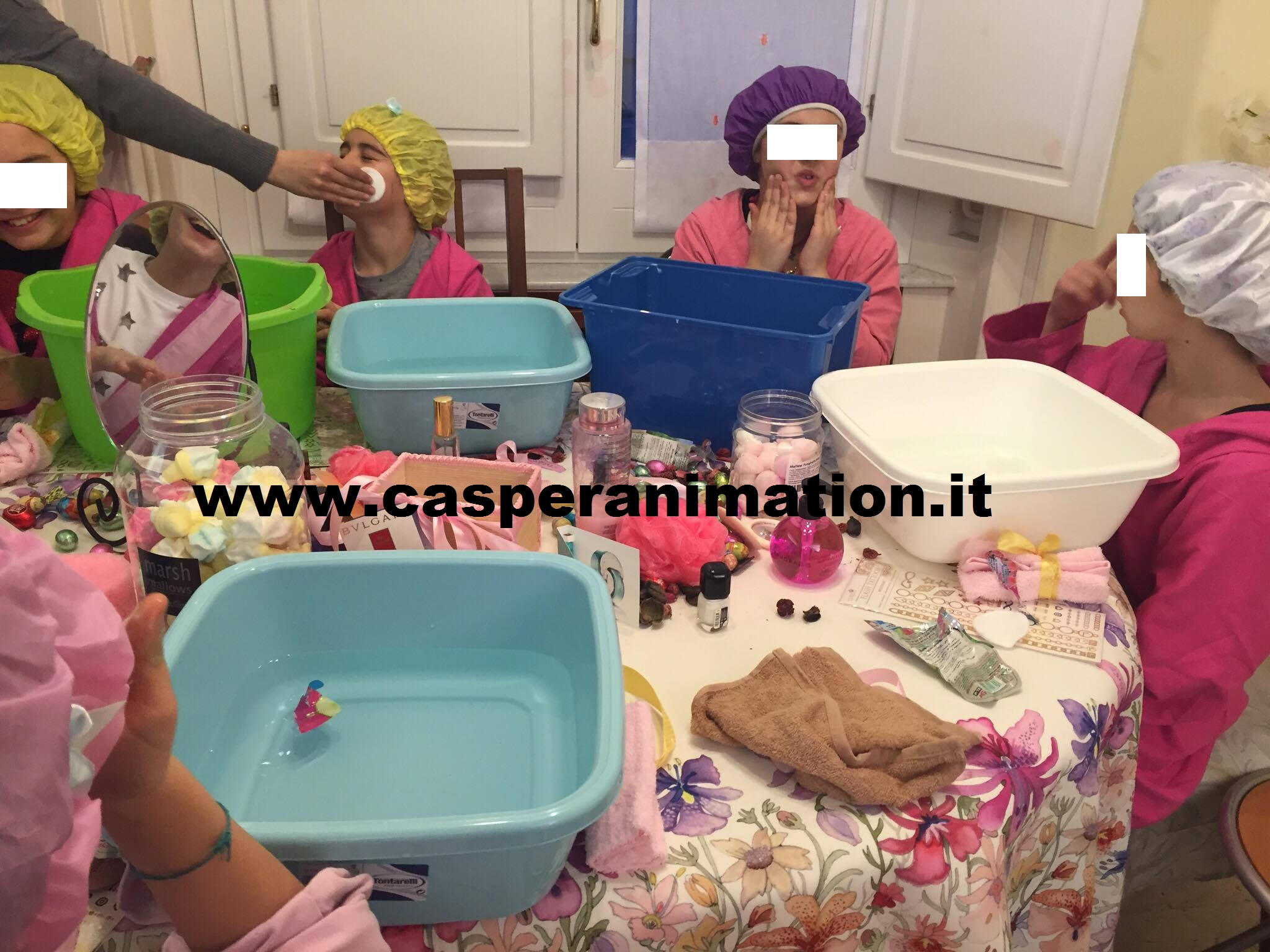 Festa Spa pulizia viso