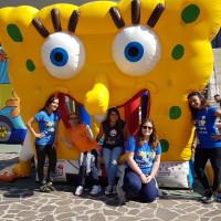 Gonfiabile Spongebob