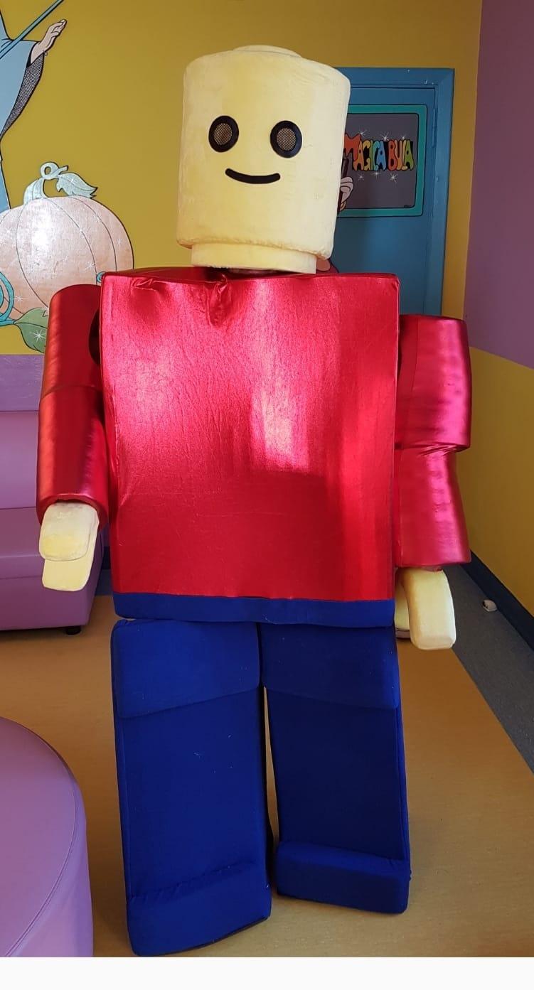 MASCOTTE LEGO