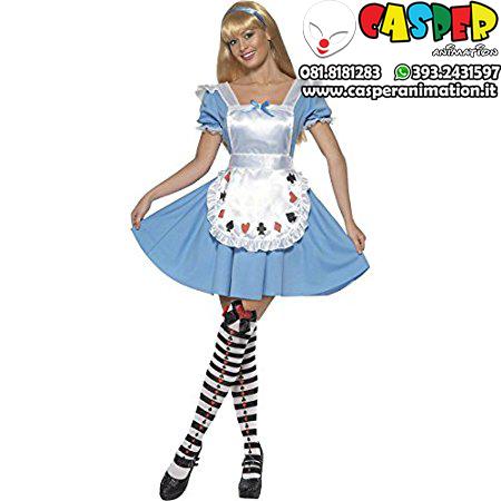 Costume Alice Paese delle meraviglie