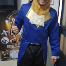 Costume Bestia Mascotte