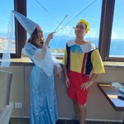 Pinocchio e fata turchina