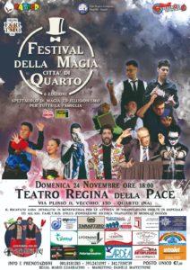 Locandina festival Magia